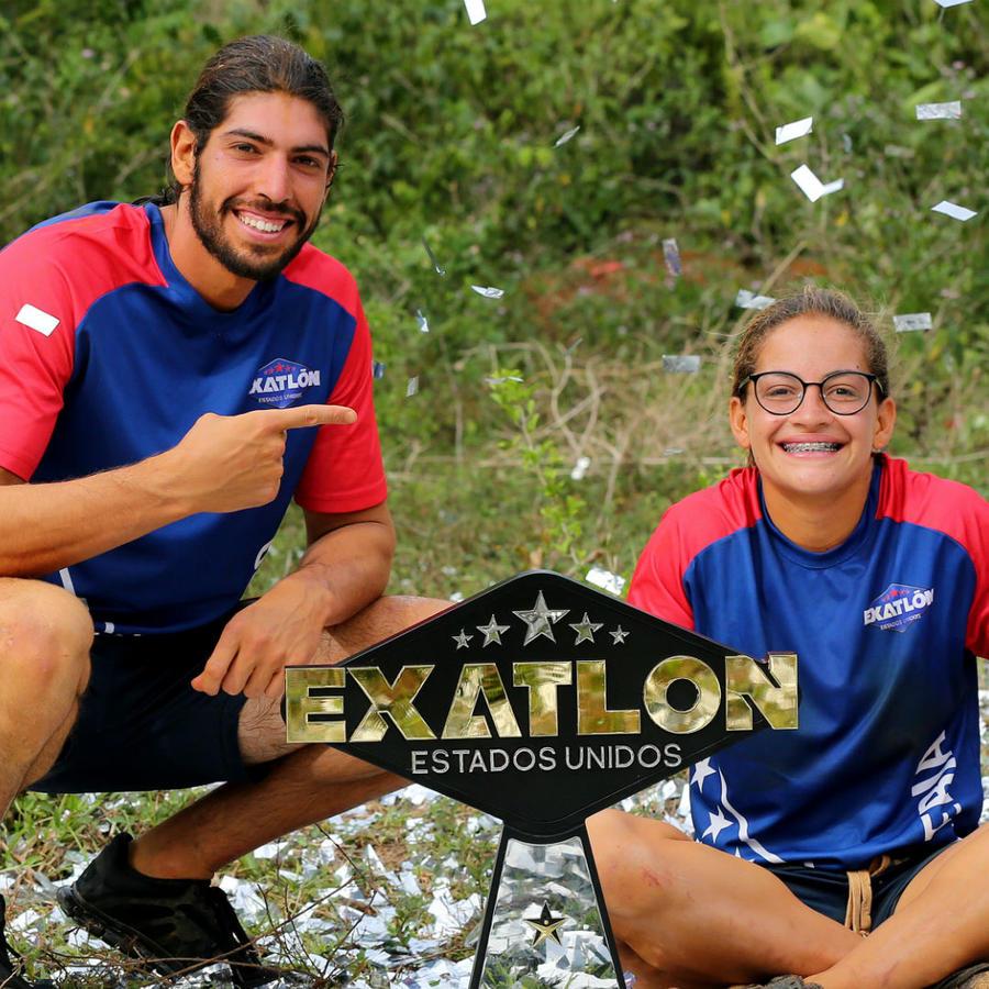 Valeria Sofía Rodríguez y Jacobo García