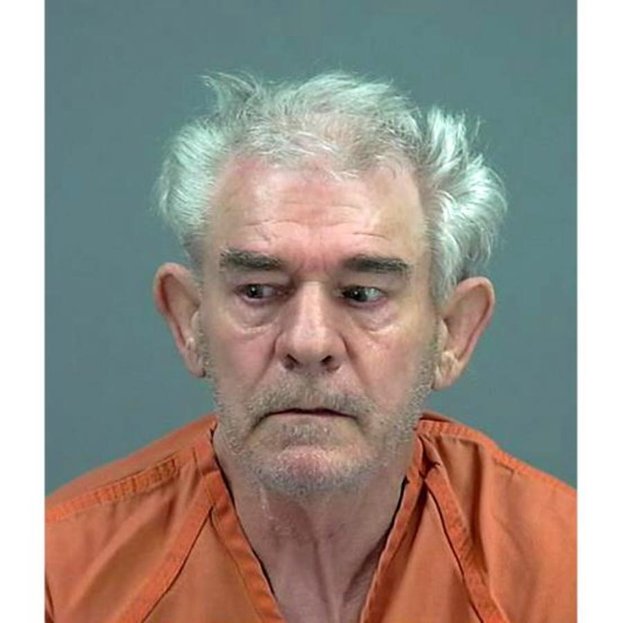 El detenido Rodney Puckett.