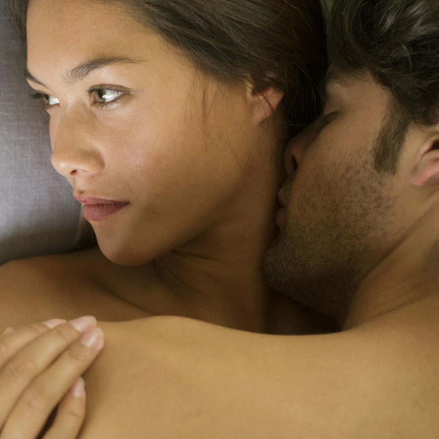Mujer sin deseo sexual