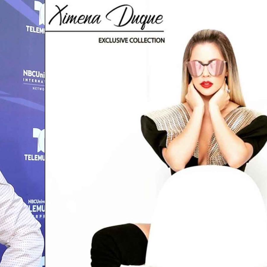 Línea de gafas de Ximena Duque