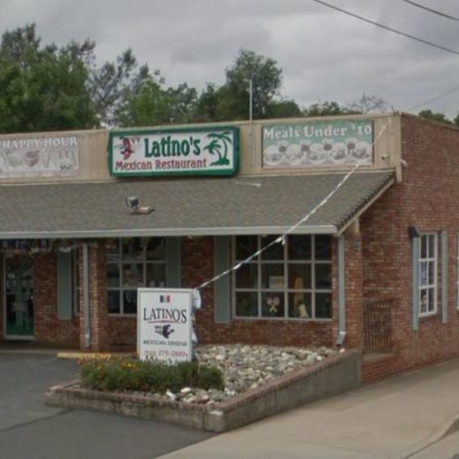 El restaurante de los acusados Nery Martínez Vasquez y Maura Martínez en Shasta Lake, una 170 millas al norte de Sacramento, California.