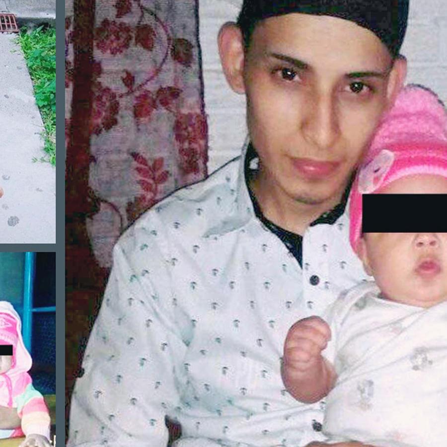 Óscar Alberto Martínez Ramírez, frustrado porque su familia originaria de El Salvador no pudo presentarse ante las autoridades estadounidenses y solicitar asilo, nadó a través del río con Valeria, su hija, el domingo.