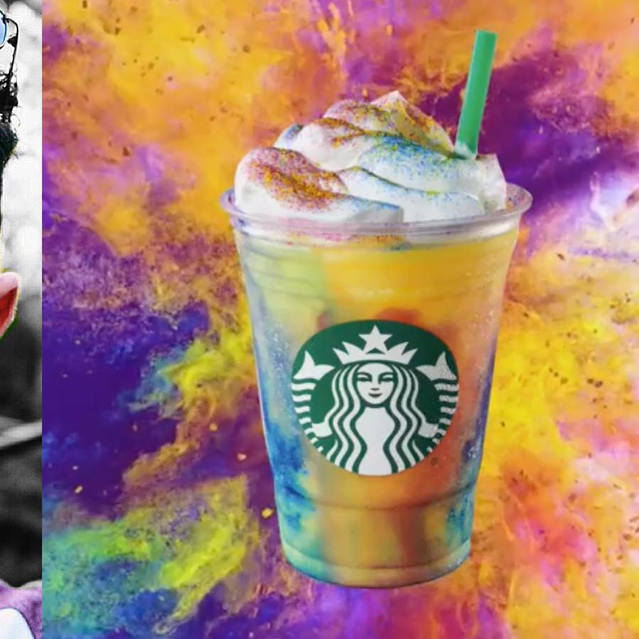 Bebida Starbucks