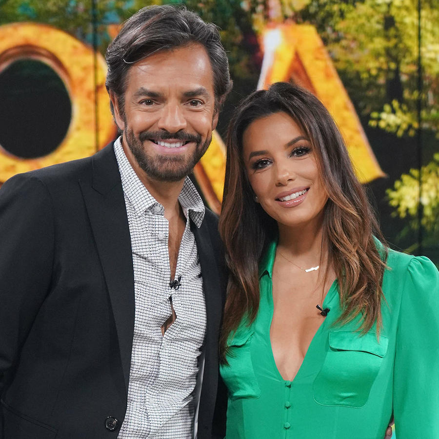 Eugenio Derbez y Eva Longoria