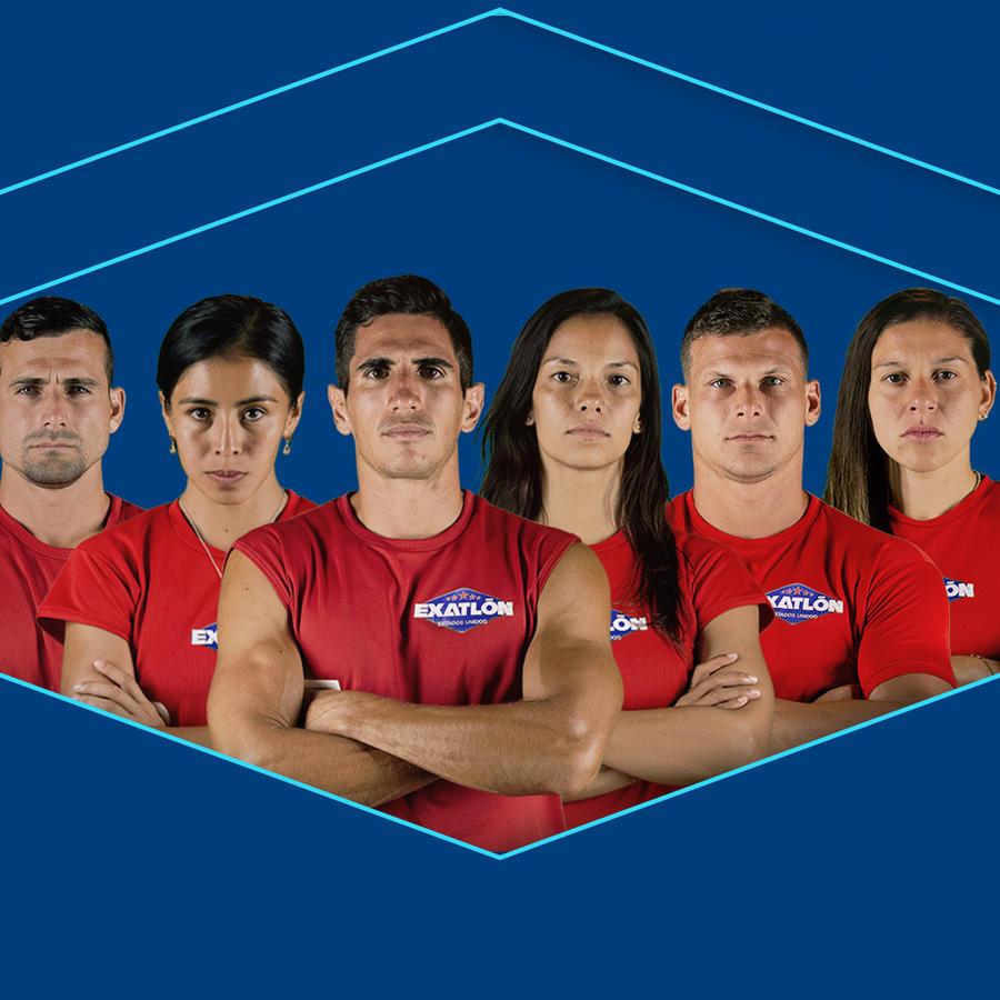Team Famosos Exatlón Estados Unidos Nueva Temporada
