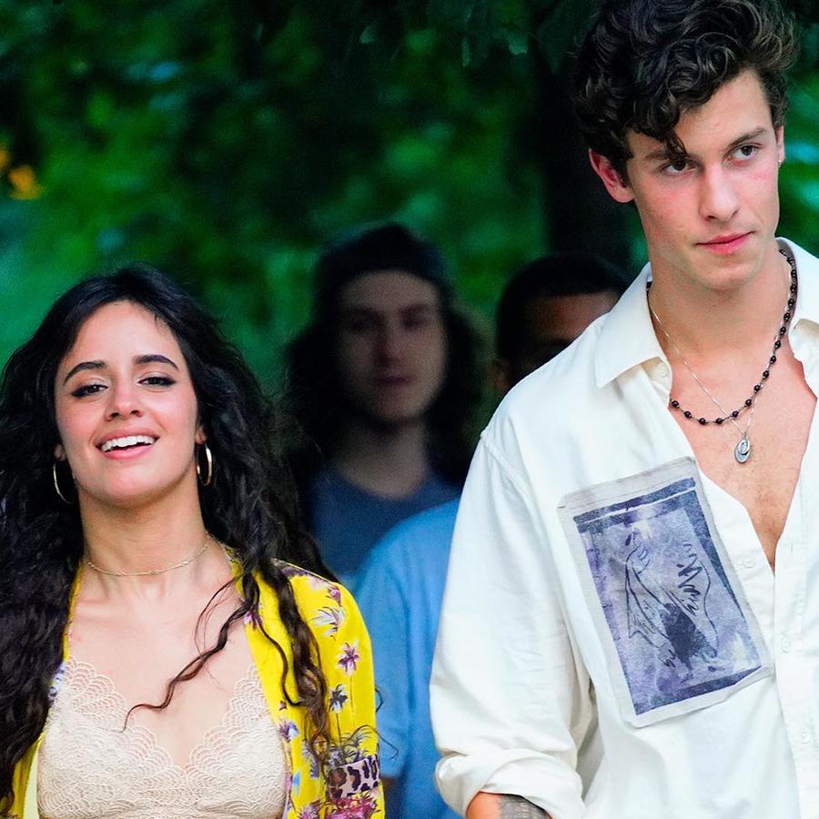 Camila Cabello y Shawn Mendes en Nueva York
