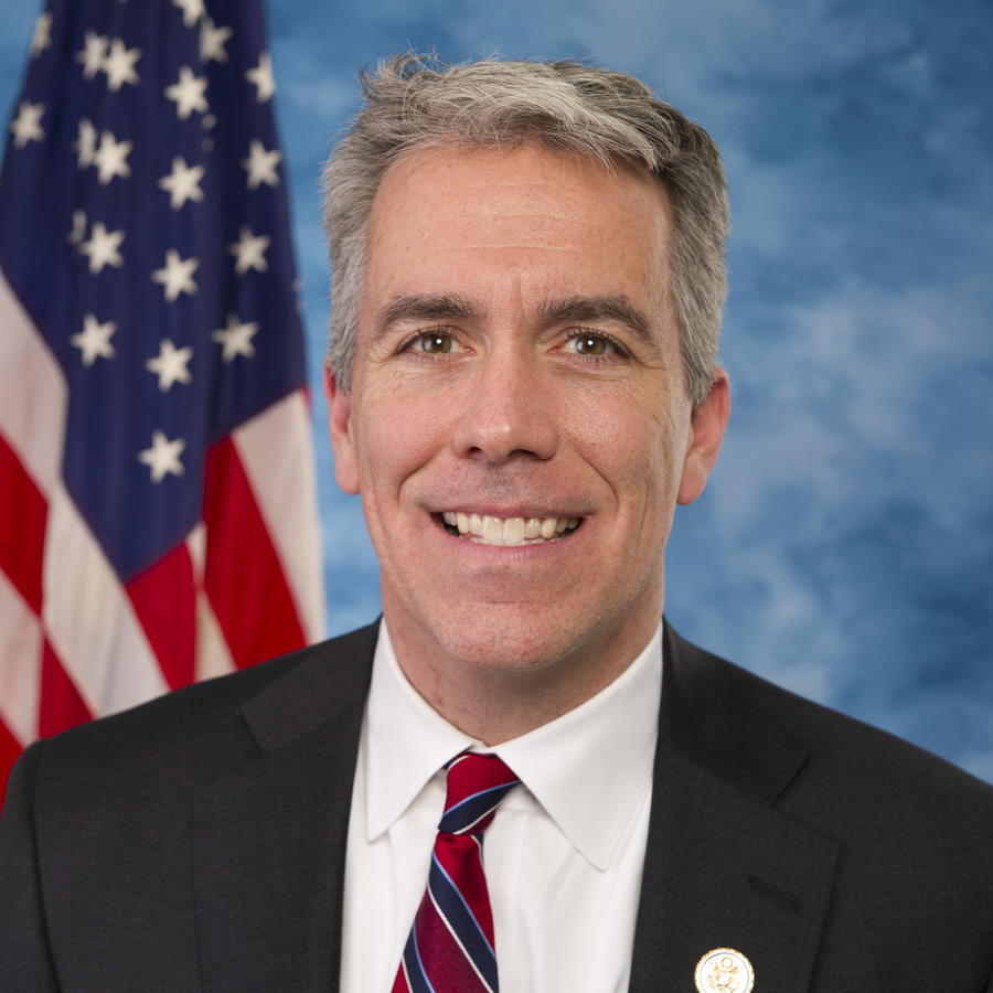 El excongresista republicano Joe Walsh