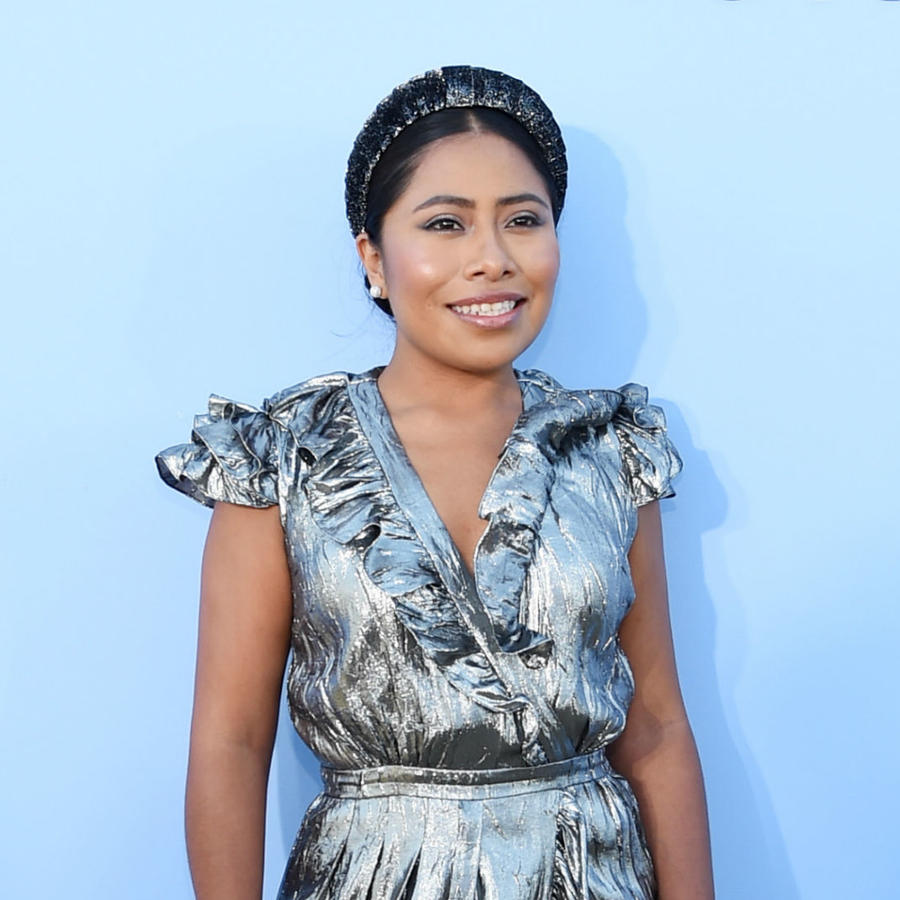 Yalitza Aparicio en la New York Fashion Week 2019