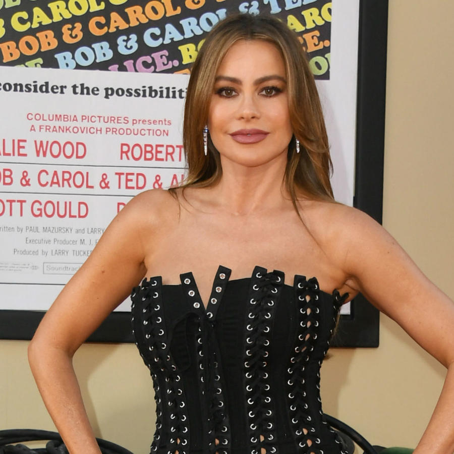 "Sofía Vergara en la premiere de ""Once Upon a Time in Hollywood"""