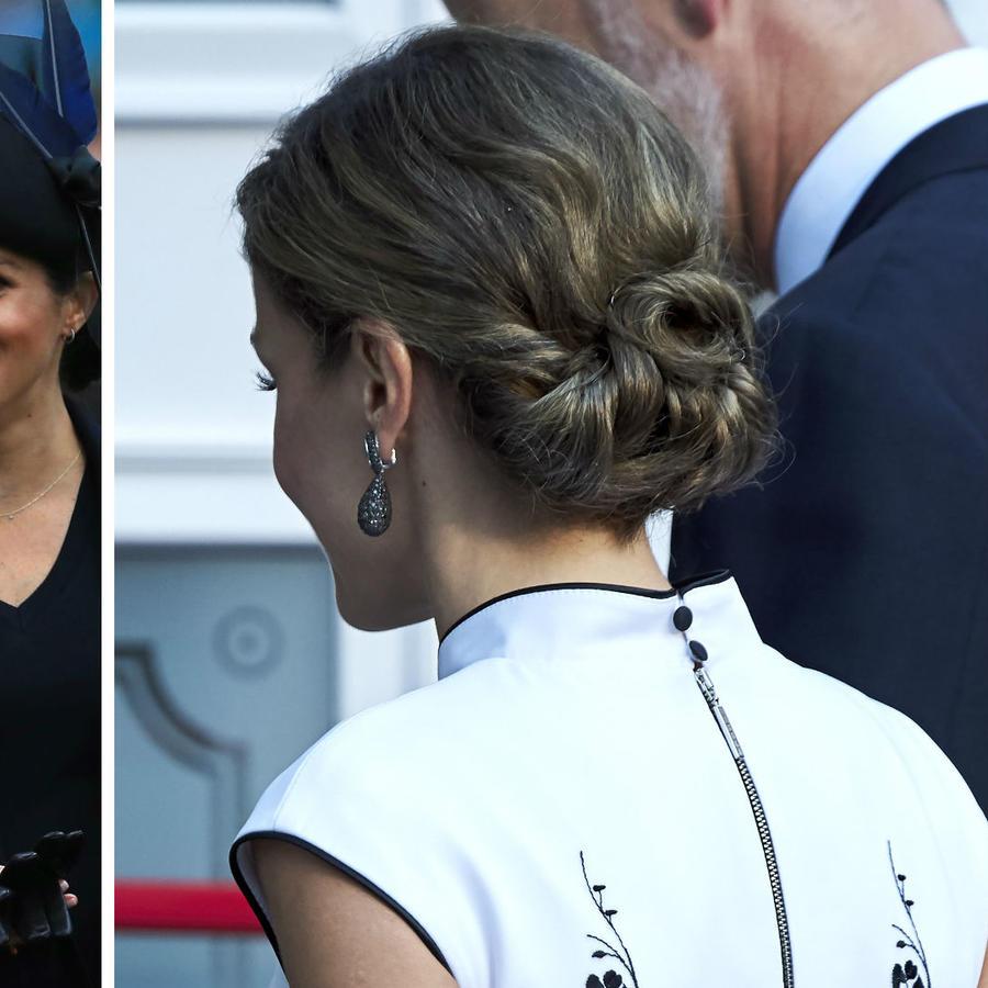 Reina Letizia, Kate Middleton y Meghan Markle
