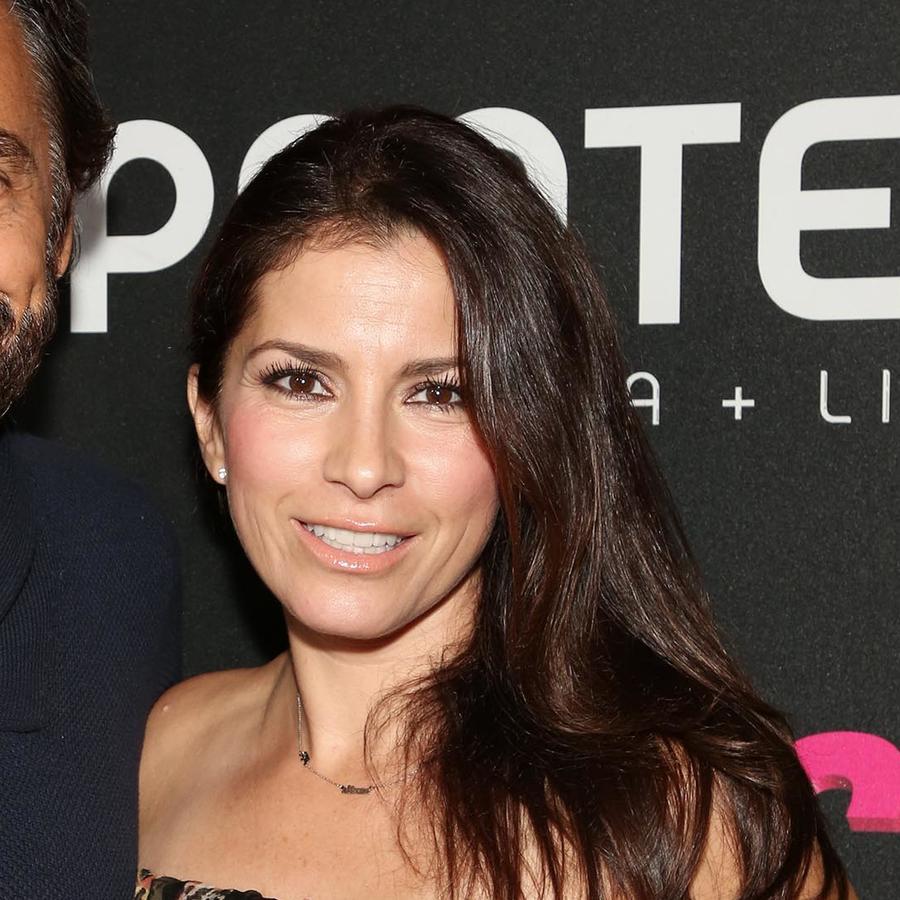 Eugenio Derbez y Alessandra Rosaldo premier todos caen