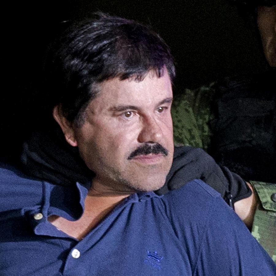 Imagen de archivo de Joaquín 'El Chapo' Guzmán.