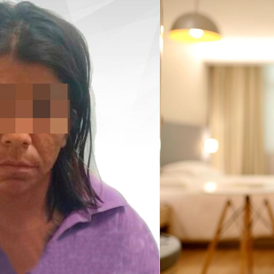 """Ciria """"N"""" cobró 200 pesos por dejar que un sujeto violara a su hija."""
