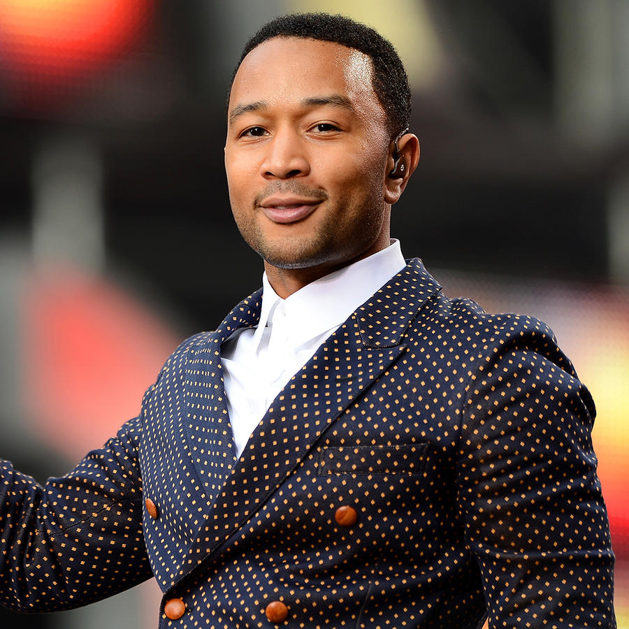 John Legend Named People Magazine's Sexiest Man Alive 2019