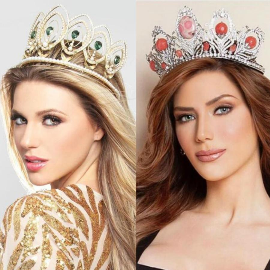 Madison Anderson,Mariana Valrela, Kelin Rivera, Miss Puerto Rico, Miss Argentina, Miss Perú, Miss Universo 2019