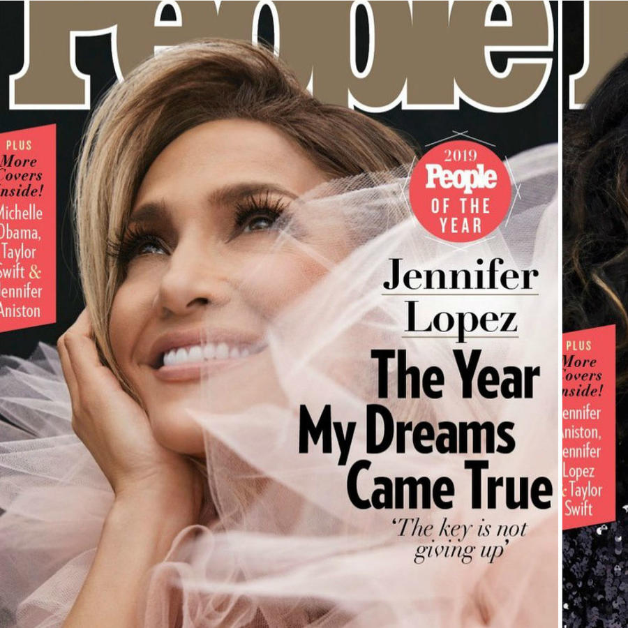 Jennifer Lopez, Michelle Obama, People of the Year 2019
