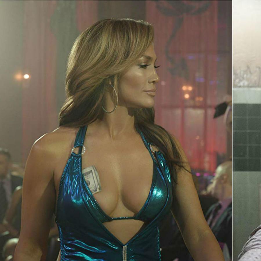 """Jennifer Lopez en """"Hustlers""""; Joaquin Phoenix en """"Joker"""""""