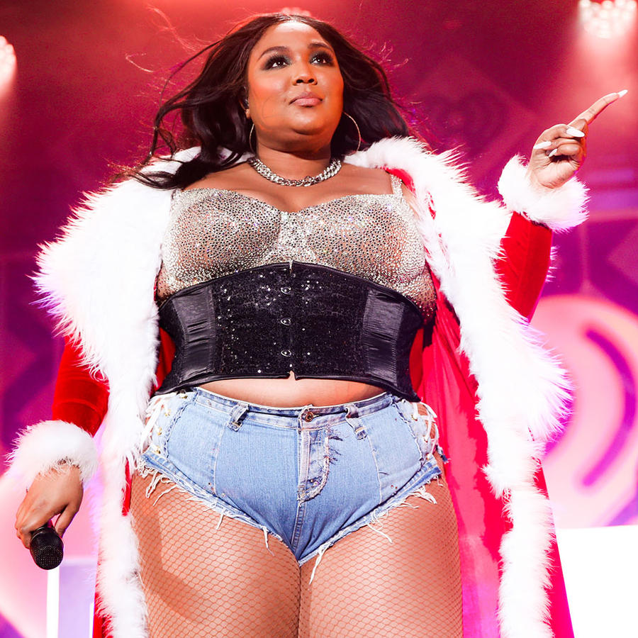 Lizzo Claps Back at Haters With Gratitude After Twerking Controversy