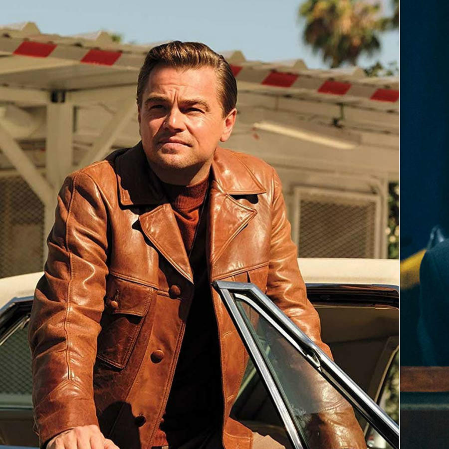 "Leonardo DiCaprio en ""Once Upon a Time in Hollywood""; Jharrel Jerome en ""When They See Us"""