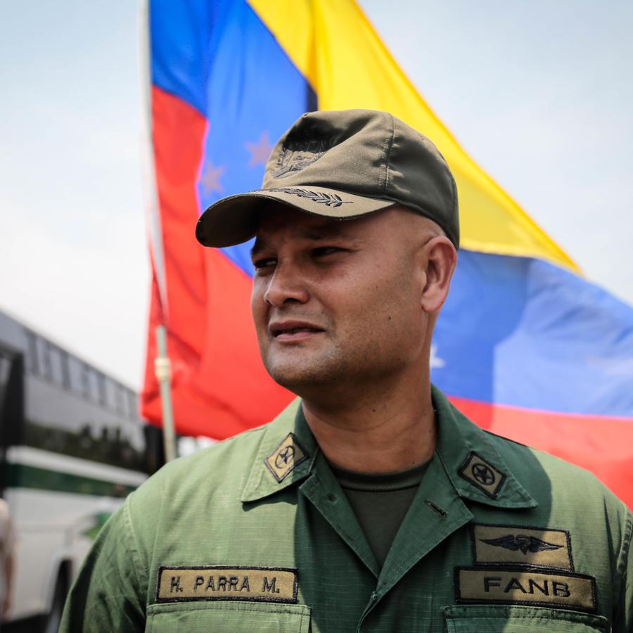 Political crisis in Venezuela - Military
