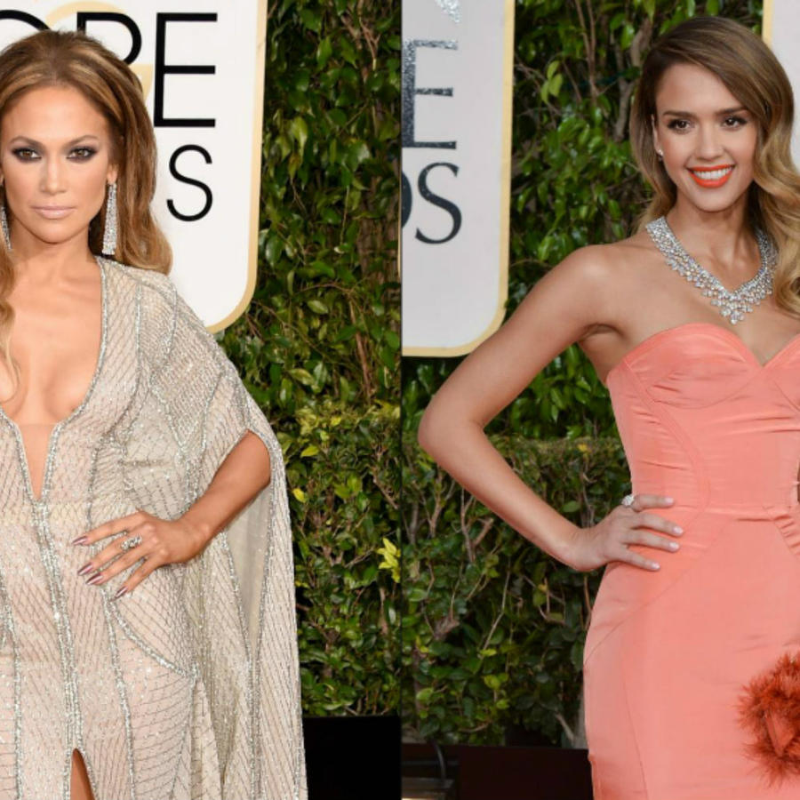 Las latinas en la historia de los Golden Globes