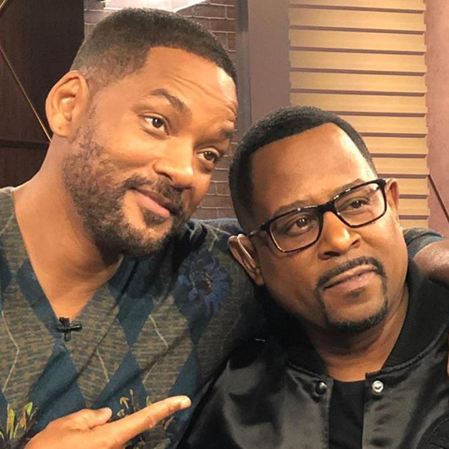 Will Smith & Martin Lawrence Debut as Mariachi Singers With Their Version of Bad Boys""