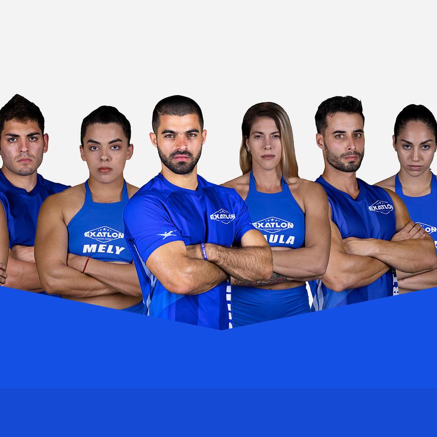 Team Contendientes Exatlón temporada 4