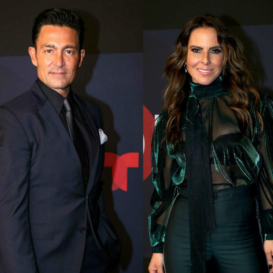 Fernando Colunga, Kate del Castillo y Humberto Zurita