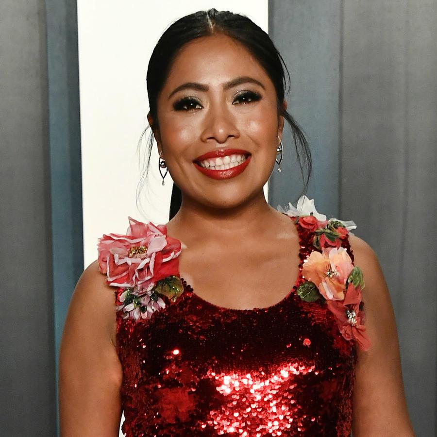 Yalitza Aparicio admite que no da una con el inglés