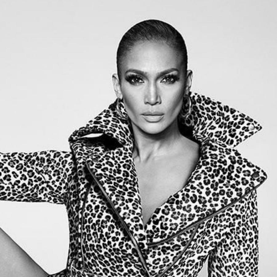 Jennifer Lopez en anuncio de DSW