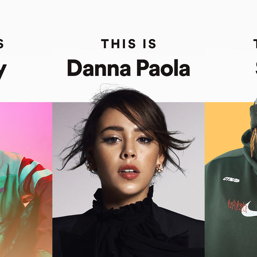 Finalistas de los Spotify Awards 2020.