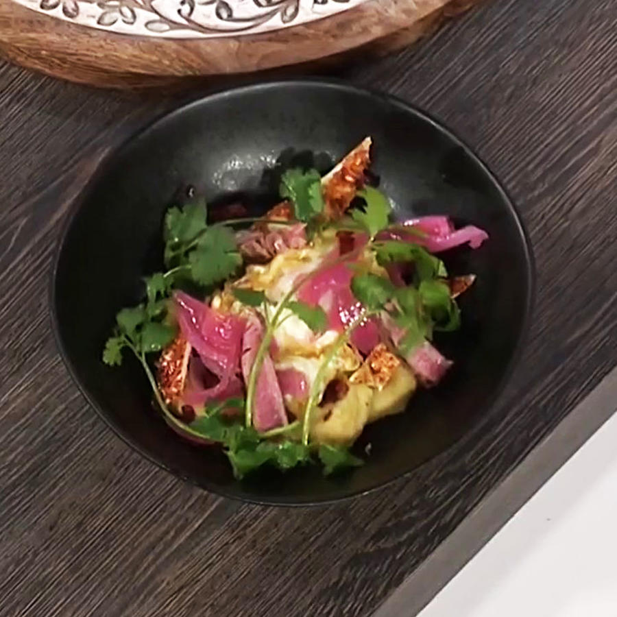 Mangú chef James