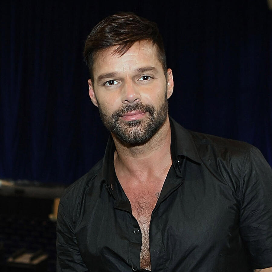 Ricky Martin Created 'Pausa' to Channel His Anxiety