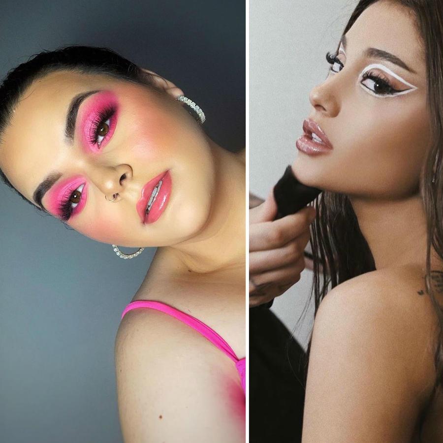 Jenicka Lopez, Kendall jenner y Ariana Grande