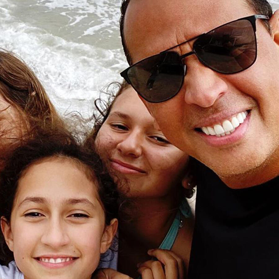 How Celebrities Celebrated Father's Day