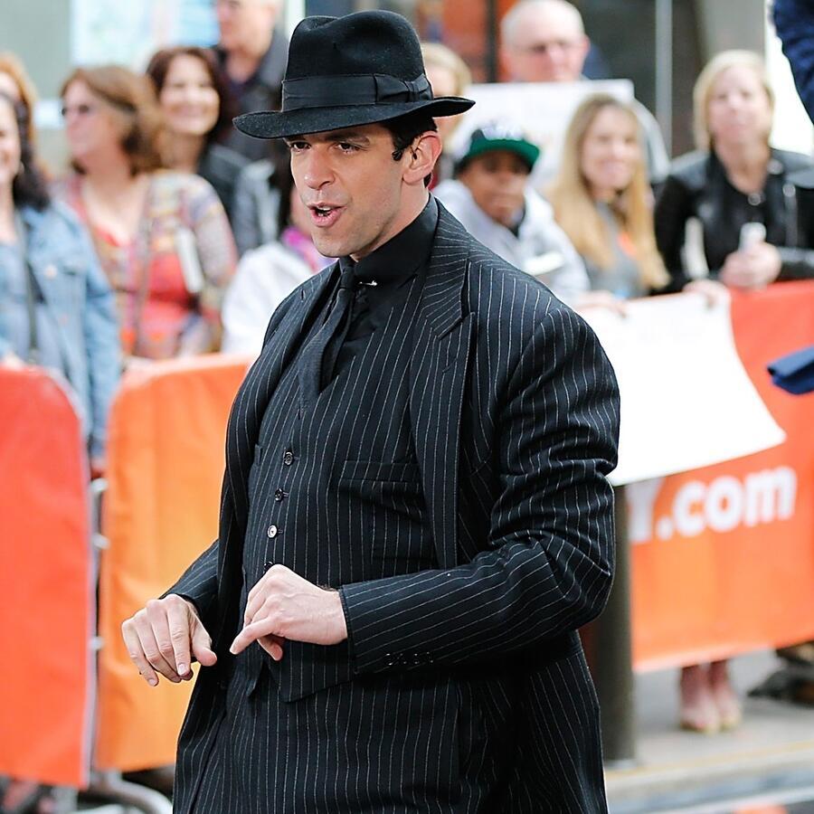 Nick Cordero en Broadway