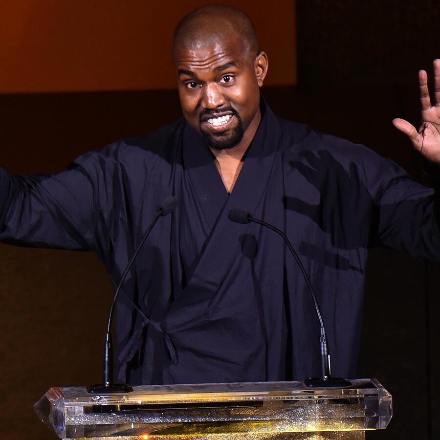 Kanye West Claims His 2020 Run Is Not a Stunt