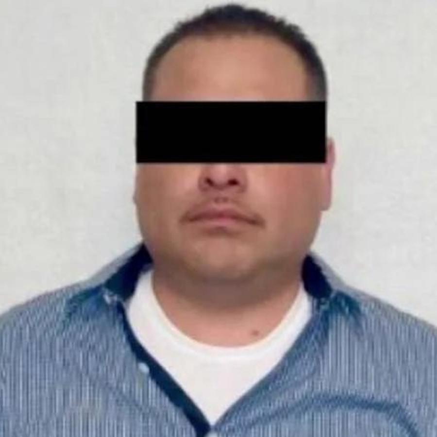 """Roberto """"'N', alias 'El 32' o 'El Mudo', presunto autor intelectual de la masacre de la familia LeBarón"""