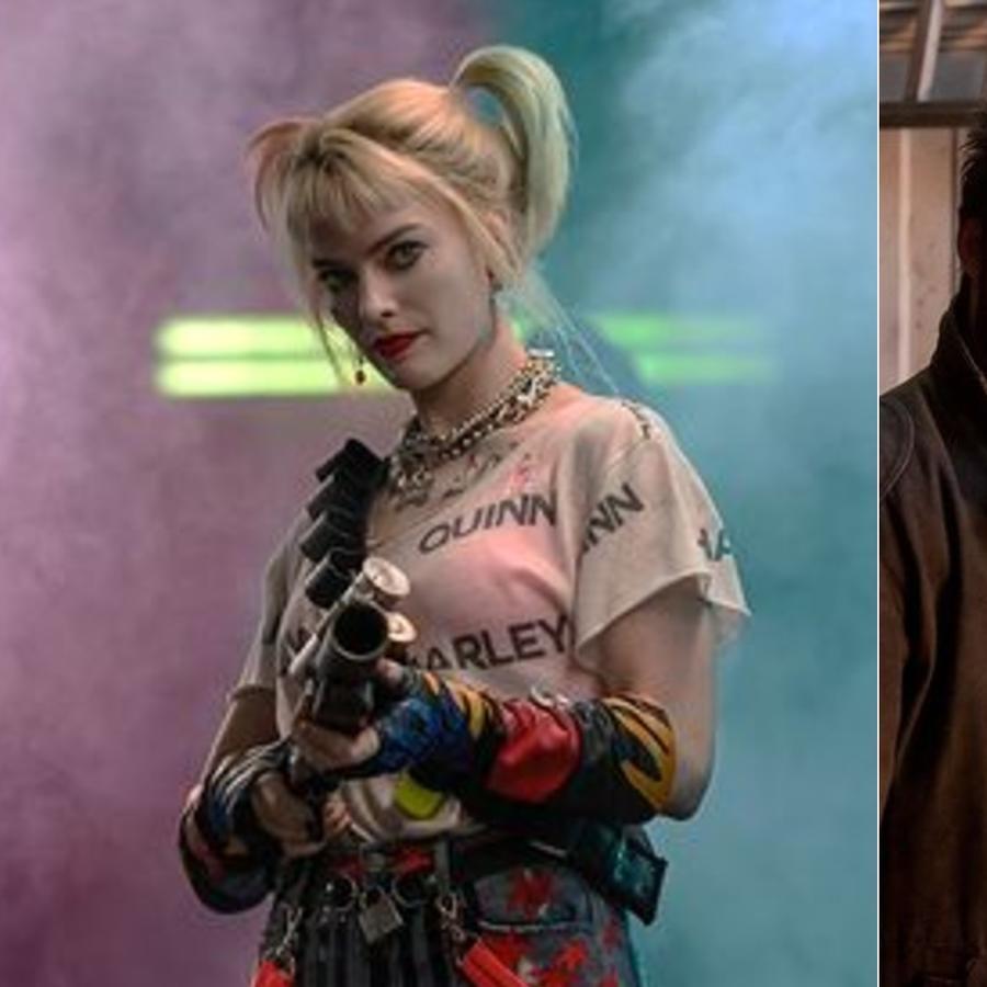 Harley Quinn en 'Birds of Prey'; 'The Boys'