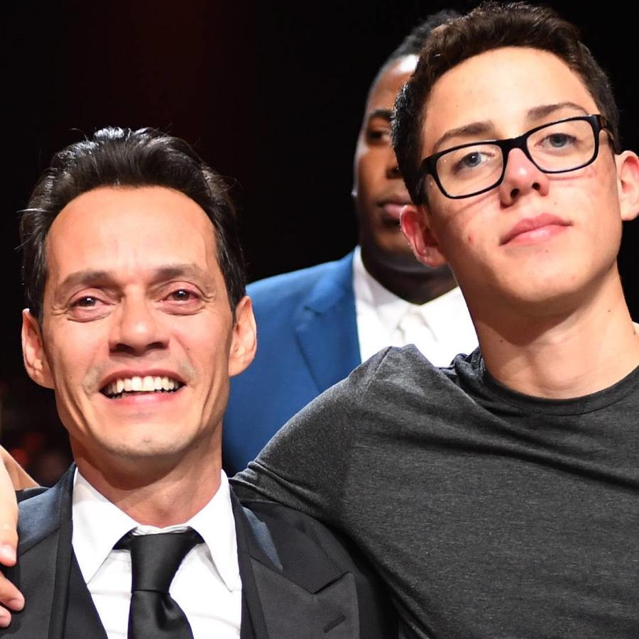 Cristian Muñiz y Marc Anthony 2016