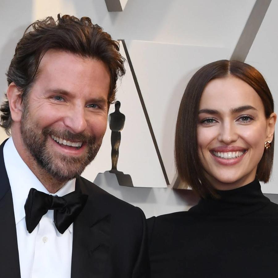 Irina Shayk y Bradley Cooper en Dolby Theatre 2019