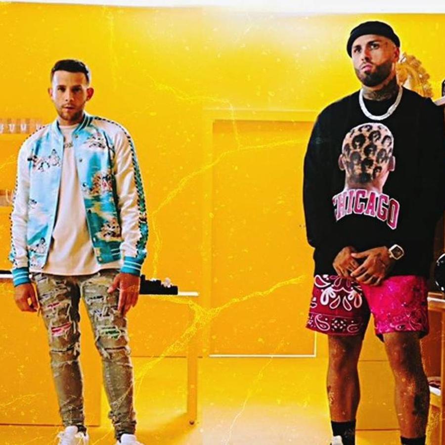 Ozuna, Messiah y Nicky Jam, 'Millonario Remix'