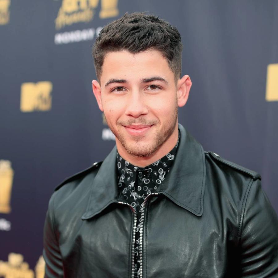 Nick Jonas California 2018