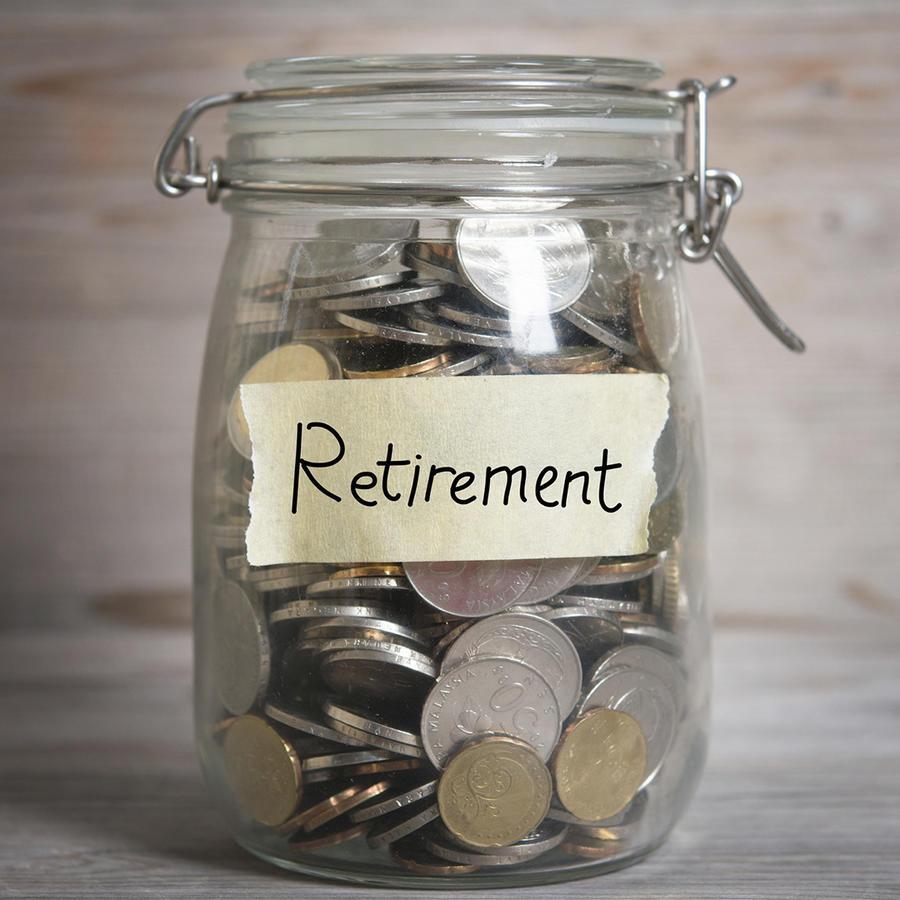 Ahorros para el retiro