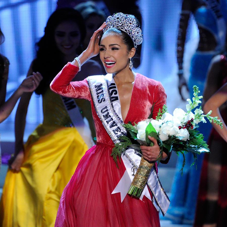 Olivia Culpo 2012 Miss Universe Pageant