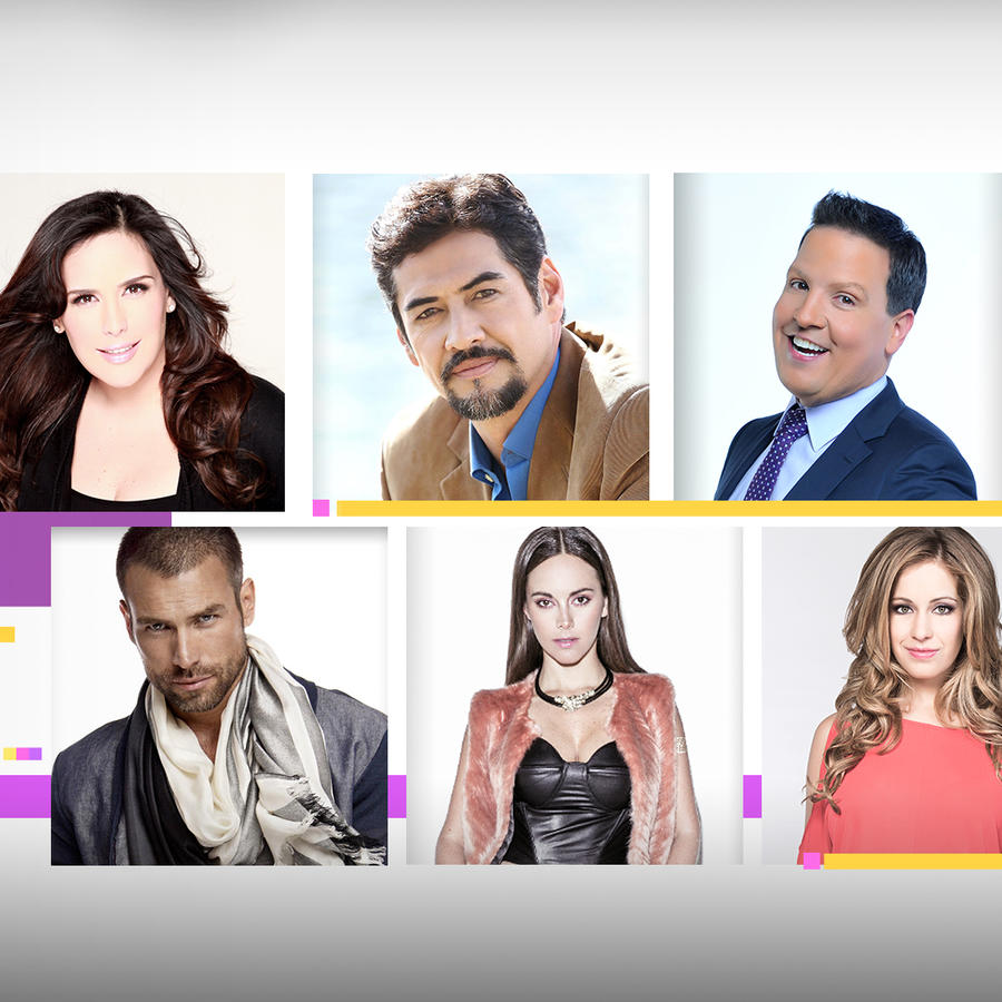 Hosts de Premios Tu Mundo