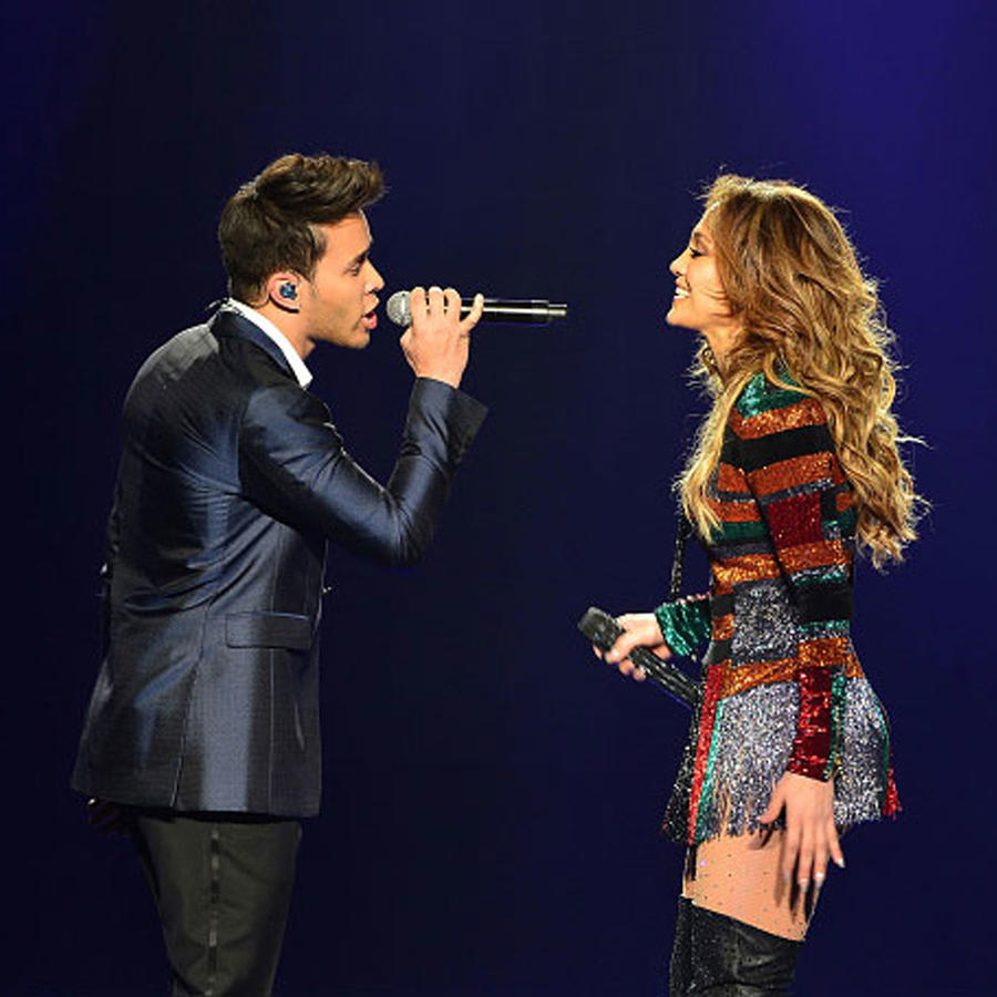 Prince Royce Y Jennifer Lopez Latin Billboards