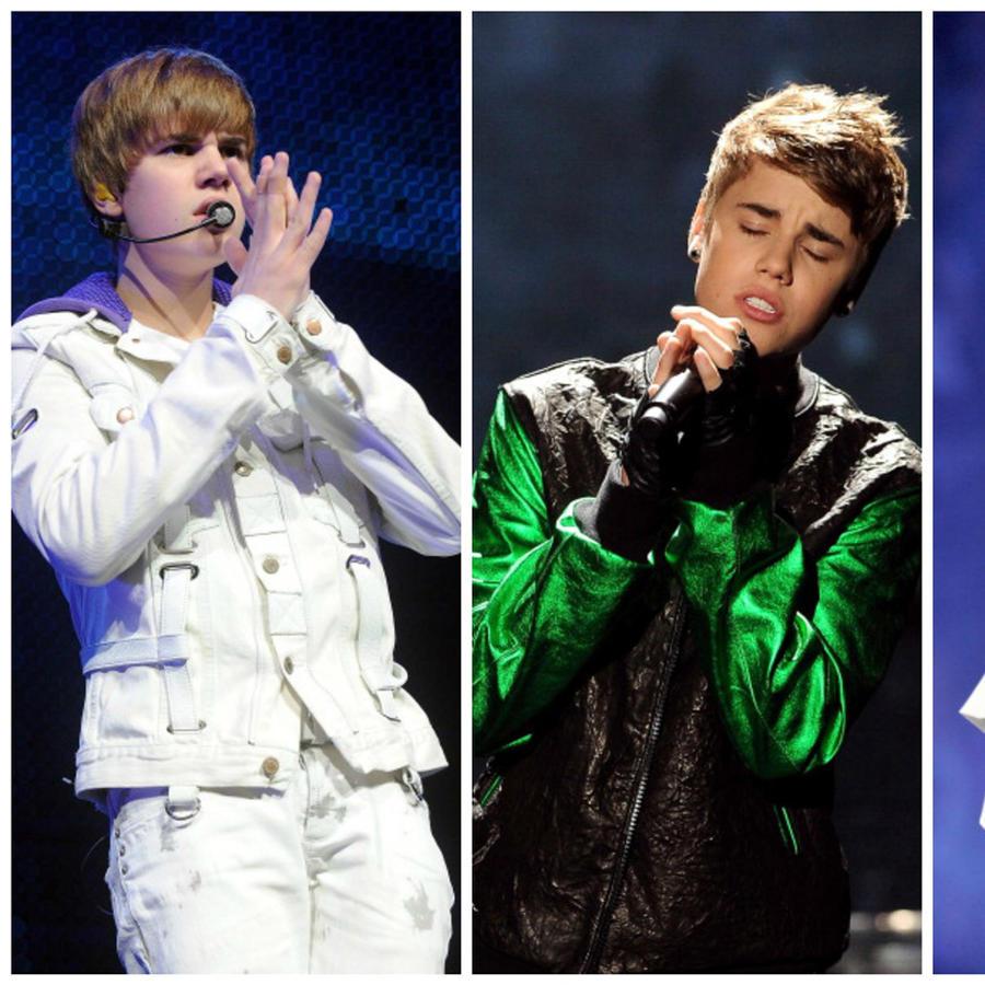 Justin Bieber Grammys Hot 100 Billboards Conciertos