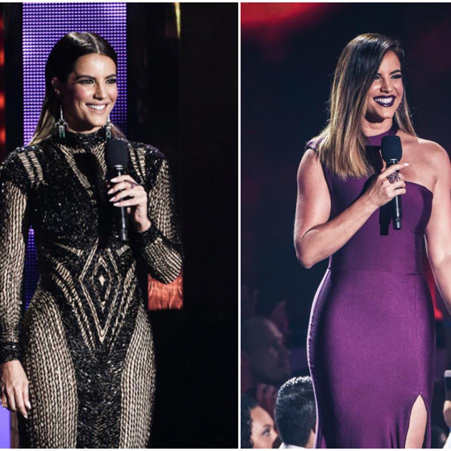 Gaby Espino Vestidos Premios Billboard 2016
