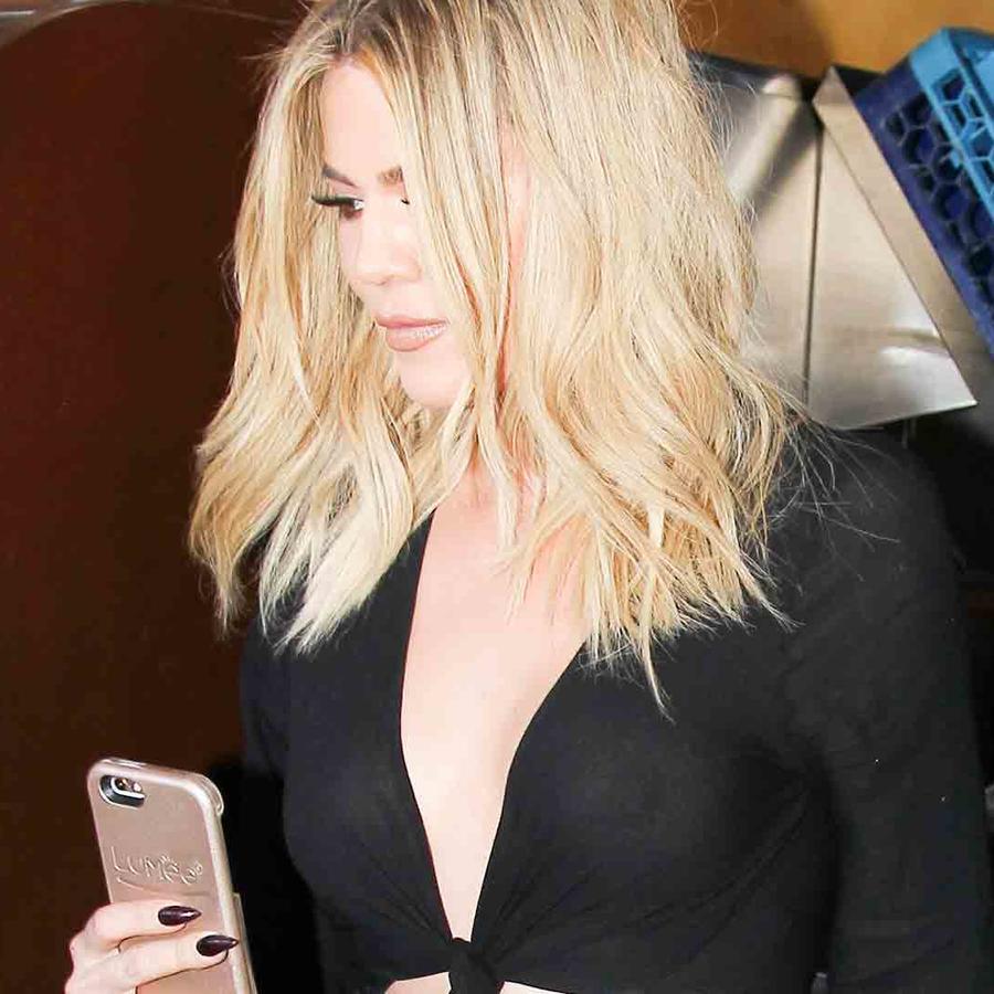 Khloé Kardashian en Los Ángeles